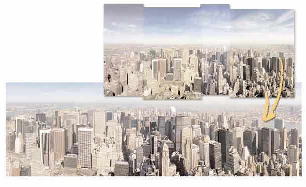 Идеальный пейзаж (съёмка панорам)