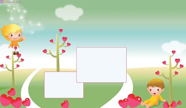 Многослойный исходник Любовь