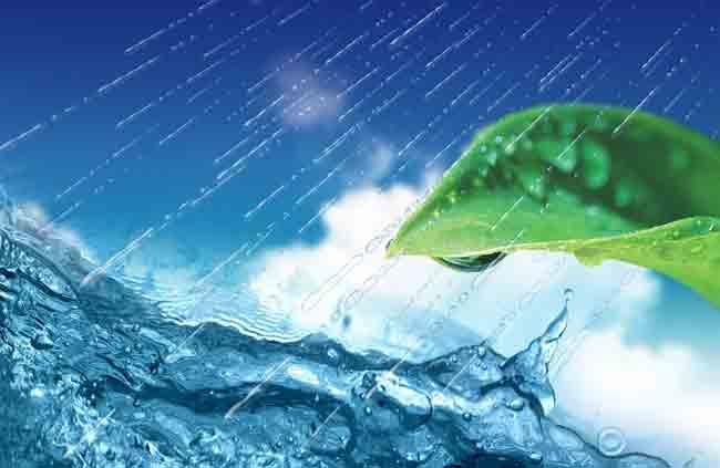 Исходник многослойный Вода