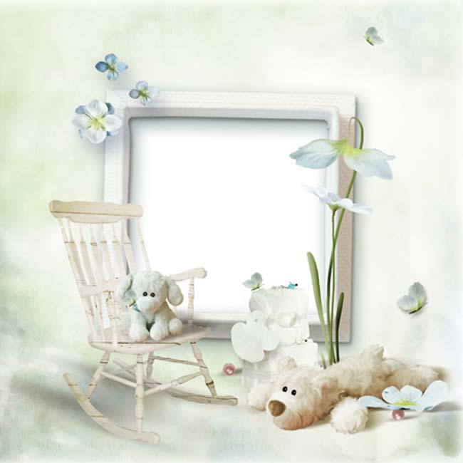 Фотокнига для Новорожденных