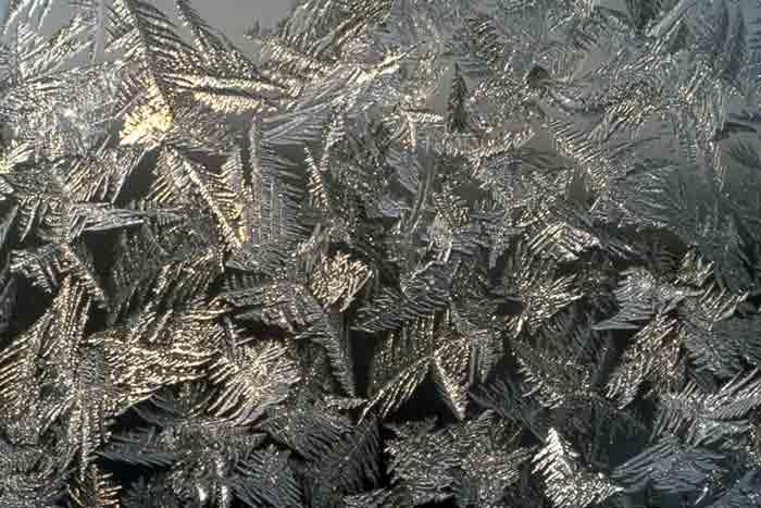 Клипарт морозные окна