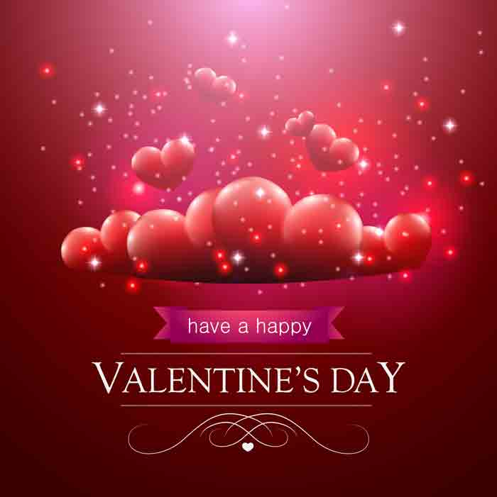 Валентинки открытки, высококачественный клипарт